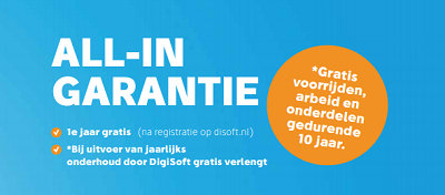 Digisoft All-in Garantie